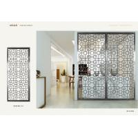 Wholesale Project Qatar Laser Cutting Stainless Steel Decorative Interior Metal Wall Panels for Hotel Decor from china suppliers