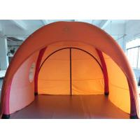 Buy cheap Inflatables Event Tents Waterproof  Dome Inflatable Marquee Inflatable Canopy Tent from wholesalers