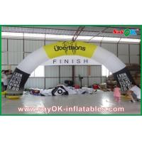 Wholesale Inflatable Entrance Arch , Inflatable Finish Line Arch For Exhibition / Events / Advertising from china suppliers
