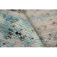 Wholesale Light Blue Pink Mixed Weave Wool Blend Fabric Woollen Cloth For Suits from china suppliers
