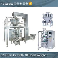Wholesale Automatic Frozen Food VFFS Packing Machine With CE Certificate SS304 from china suppliers
