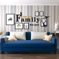 Wholesale Family Photo Wall Wood Picture Frame Hanging Frames Wholesale from china suppliers