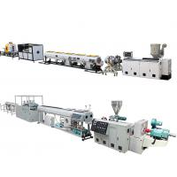 Wholesale 0.5-2 Inch PVC Pipe Extrusion Line Conduit Pipe Making Long Service Life from china suppliers