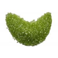 Wholesale Round Peridot Natural Loose Gemstones Green For Earings 3mm 0.12 Carats from china suppliers