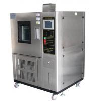 Wholesale Programmable Environmental Test Equipment Temperature Humidity Test Chamber from china suppliers
