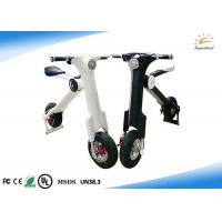 Wholesale IPX5 Waterproof LCD Screen E-Bike Folding Electric Scooter from china suppliers