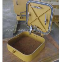 Buy cheap marine hatch covers marine deck equipment from wholesalers