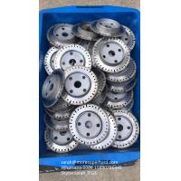Wholesale Sharp and durable vacuum brazed diamond grinding wheel for the dry and wet amphibious Sarah@moresuperhard.com from china suppliers