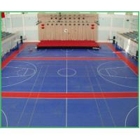 Wholesale Interlocking Suspended PP Modular Floor, Basketball Court Flooring Customized from china suppliers