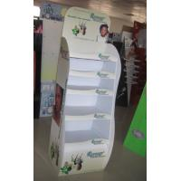 Wholesale Skincare Cardboard Floor Cosmetic Display Stand for Supermarket promotion! from china suppliers