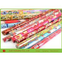 Wholesale Custom Gift Flower Wrapping Paper , Foil Wrapping Paper Wholesale For Kids from china suppliers
