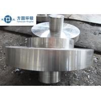 Wholesale C45 Carbon Steel Hot Rolled  / Hot Forged Ring Normalizing for Gears from china suppliers