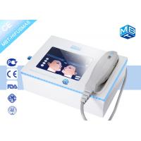 Wholesale High Frequency 8MHz HIFU Machine , Skin Tightening / Wrinkle Removal Machine from china suppliers