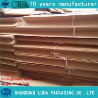 Wholesale Luda Paper corner protector paper angle bead with L style 1000*80*80 3MM from china suppliers