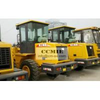 Wholesale Narrow Working Area Construction Machinery , 4 Wheel Heavy Equipment Excavator from china suppliers