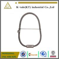 Wholesale Steel Wire cable slings for crane with both endless a lock factory made from china suppliers