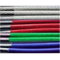 Wholesale Fatigue Strength PVC Coated Stainless Steel Wire Rope 12mm For Pet Cages from china suppliers