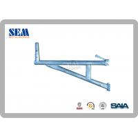 Wholesale High strength Cuplock Scaffolding System Board Bracket Imperial Size from china suppliers