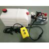 Buy cheap DC 12V Motor Horizontal Single Acting  Mini Hydraulic Power Packs for Dump Trailer from wholesalers
