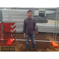 Wholesale Temporary Wire Fencing for Construction siting 2100mm*2400mm AS4687-2007 Standard from china suppliers