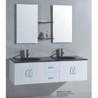 Wholesale 2013 modern commercial bathroom vanities from china suppliers