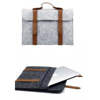 Buy cheap Top-selling Fashionable Laptop bag with handles Shockproof Computer case in special design from wholesalers
