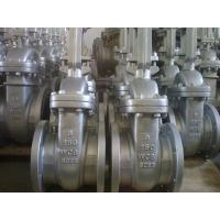 Wholesale API Standard Cast Steel Flanged Gate Valve Class 150-2500 ASME B16.47 from china suppliers
