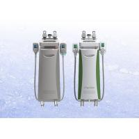 Wholesale Multifunctional Cryolipolysis Slimming Machine , Cavitation RF Slimming Machine from china suppliers