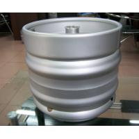 Quality Food Grade Stainless Steel Keg 30L For Beverage / Beer Brewing Barrel for sale