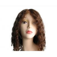 Wholesale Tangle Free remy full lace wigs human hair Glueless  /  long full lace wigs from china suppliers