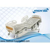 Wholesale Foldable Electric Hospital Bed , Multifunction Automatic Clinic Bed from china suppliers