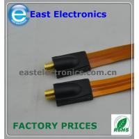 Window Feed-Through Cable, F socket - F socket