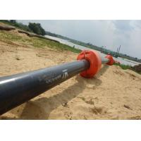 Wholesale 12 Inch Dredge Pipe Floater Pipeline Round Shaped Steel  Material For Construction from china suppliers