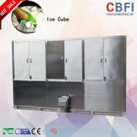 Wholesale Edible Large Production Cube Ice Machine with 30 Years Lifetime for Middle East Clients to Sell the Cube Ice from china suppliers