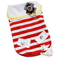 Buy cheap Popular dog shirt, navy style from wholesalers