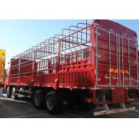 Wholesale Large Cargo Stake Truck Lorry Vehicle 12 Wheels from china suppliers