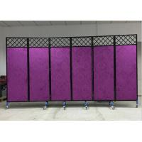 Wholesale China Shenzhen factory direct saling moveable folding screen for Store interior Furnishing decorative in wrought iron from china suppliers