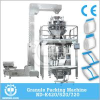Wholesale VFFS Frozen Vegetable Packing Machine With Touch Screen Display Low Noise from china suppliers