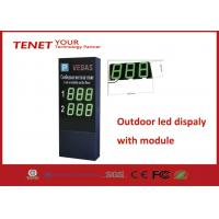 Wholesale Green Outside Available Parking Display RS485 Module Quantity Customized from china suppliers