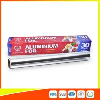 Wholesale Customized Kitchen Aluminium Foil Roll Food Grade , Aluminium Wrapping Paper from china suppliers
