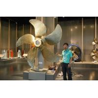 Wholesale Marine Controllable Pitch Bronze Propeller / Stainless Steel Marine Propeller from china suppliers