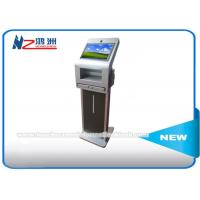 Wholesale Self Service Patient Hospital Check In Kiosk For Registration Information Custom Logo from china suppliers