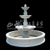 Wholesale Outdoor/Indoor Water Spray Natural Stone Fountain from china suppliers