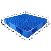 Wholesale HDPE double sided plastic pallets for sale from china suppliers