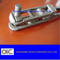 Wholesale drop forged chain and trolley Conveyor parts conveyor scraper chain from china suppliers