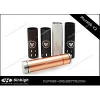 Buy cheap 4 Tubes Vaporizer Electronic Cigarette / Munstro V2 Mod Clone 510 thread from wholesalers