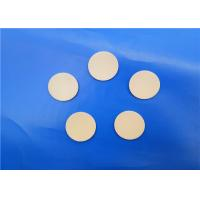Wholesale High Temperature Insulation 99% Alumina Ceramic Wafer / Substrate/ Round Sheet / Disk from china suppliers