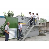 Wholesale Carbon steel or SS MBR equipment /  Package Sewage Treatment Plant biological process from china suppliers