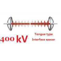Wholesale 400 kV Composite Interphase Spacer Clevis Type Creepage Distance 14500mm from china suppliers