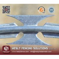 Wholesale BTO-25 Concertina Razor Wire Fence from china suppliers